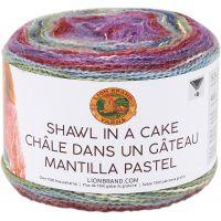 Lion Brand Shawl in a Cake Yarn NOTM064640