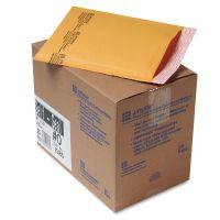 Sealed Air Jiffylite Self Seal Mailer, #0, 6 x 10, Golden Brown, 25/Carton SEL10185