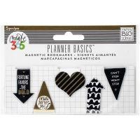 Create 365 Happy Planner Mini Magnetic Clips 5/Pkg NOTM440972