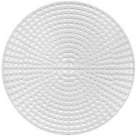 Darice Plastic Circle Canvas NOTM057732