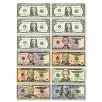 Ashley US Dollar Bill Set Die-cut Magnets ASH10066