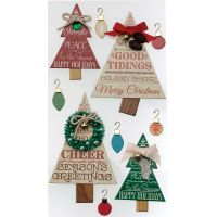 Jolee's Christmas Stickers NOTM242977