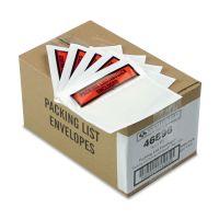 Quality Park Top Print Self Adhesive Packing List Envelope, 5 1/2 x 4 1/2, 1000/Carton QUA46896