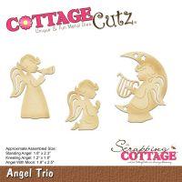 CottageCutz Angel Trio Dies NOTM085788
