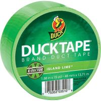 Duck Colored Duct Tape DUC1265018RL