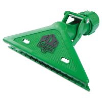 Unger Fixi Clamp, Plastic, Green UNGFIXI