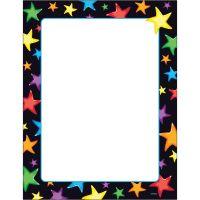 Trend Gel Stars Terrific Paper TEPT11413