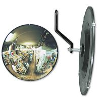 """See All 160 degree Convex Security Mirror, 12"""" dia. SEEN12"""