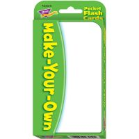 Trend Make-your-own Flash Cards TEP23019