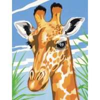 "Junior Paint By Number Kit 9""X12"" NOTM446550"