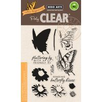 """Hero Arts Clear Stamps 4""""X6"""" NOTM388520"""
