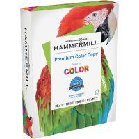 Hammermill Copy Paper, 100 Brightness, 28 lb, 8 1/2 x 11, Photo White, 500 Sheets/Ream HAM102467