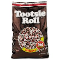 Tootsie Roll Midgees, Original, 5 lb Bag TOO884580