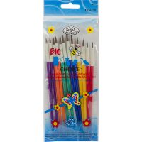 Big Kid's Choice Arts & Crafts Brush Set NOTM269875