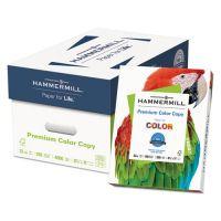 Hammermill Copy Paper, 100 Brightness, 32 lb, 8 1/2 x 11, Photo White, 500 Sheets/Ream HAM102630