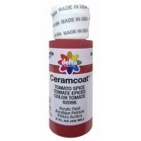 Ceramcoat Tomato Spice Acrylic Paint   NOTM131237