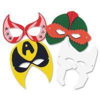 Roylco Super Hero Masks RYLR52097