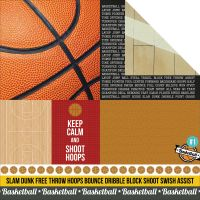 Game On! Double-Sided Cardstock   NOTM436100