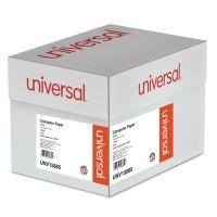 Universal Computer Paper, 20lb, 14-7/8 x 11, White, 2400 Sheets UNV15865