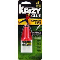 Krazy Glue Maximum Bond Glue  NOTM078981