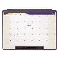 Quartet Motion Portable Monthly Calendar, Dry Erase, 24 x 18 QRTMMC25