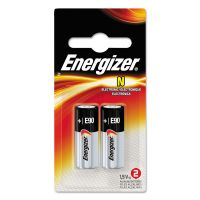 Energizer Watch/Electronic/Specialty Batteries, N, 2/Pack EVEE90BP2