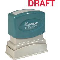 Xstamper DRAFT Stamp XST1360