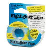 """Fluorescent Highlighter Tape .5""""X720"""" NOTM017410"""