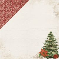 "Letters To Santa Double-Sided Cardstock 12""X12"" NOTM035344"