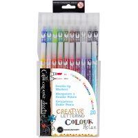 Manuscript Callicreative Duo Tip Pens 20/Pkg NOTM018204