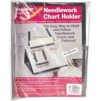 PROP-IT Magnetic Needlework Chart Holder W/Magnifier NOTM073750