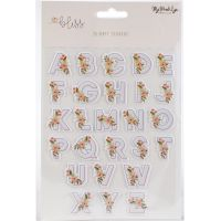 Bliss Puffy Stickers NOTM359233