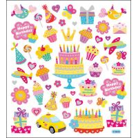 Multicolored Stickers NOTM206528