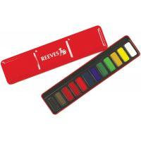 Reeves Watercolor Paint Cakes 12/Pkg NOTM131853