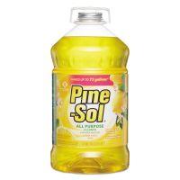 Pine-Sol All Purpose Cleaner, Lemon Fresh, 144 oz Bottle CLO35419EA