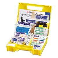 First Aid Only Essentials First Aid Kit for 5 People, 138 Pieces/Kit ACMFAO340