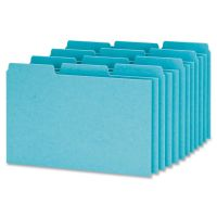 Oxford Pressboard Filing Index Card Guides OXFP513