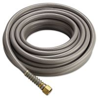 Jackson Pro-Flow Commercial Duty Hose, 5/8in x 50ft, Gray JPT4003600