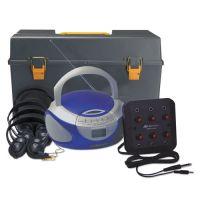 AmpliVox Personal Six-Station Listening Center APLSL1070
