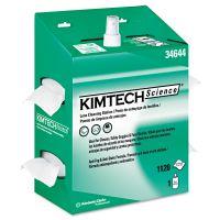 Kimtech* KIMWIPES Lens Cleaning, 16oz Spray, 4 2/5 X 8 1/2, 1120 Wipes/Box, 4/Carton KCC34644