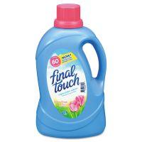 Final Touch Ultra Liquid Fabric Softener, 120oz Bottle PBC58420EA