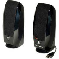 Logitech S150 2.0 USB Digital Speakers, Black LOG980000028