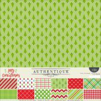 """Authentique Collection Kit 12""""X12"""" NOTM208031"""