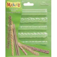 Makin's Clay Push Molds NOTM156499