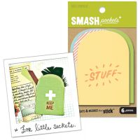 SMASH Pockets 6/Pkg NOTM484128