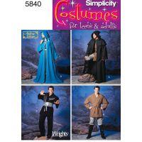 Simplicity Misses', Men's And Teens' Rob NOTM496156