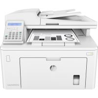 HP LaserJet Pro MFP M227fdn Multifunction Printer, Copy; Fax; Print; Scan HEWG3Q79A