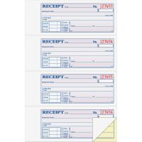 Adams Money/Rent 2-Part Receipt Book ABFDC1182