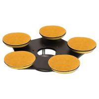 """Bona Cleaning/Abrasion Drive Plate, 20"""", For Use with Sanding Buffers BNAAS0003177"""