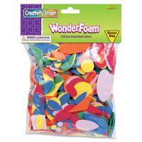Creativity Street Wonderfoam Shapes  CKC4314
